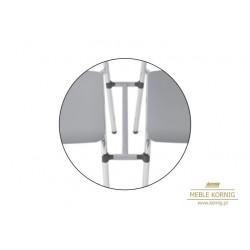 Łącznik do krzeseł bez podłokietników