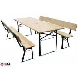 Zestaw piwny Standard Back 60 cm
