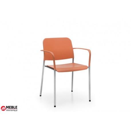 Krzesło Zoo 522 H Plastik 2p Furnig Formy Siedzisk