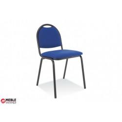 Krzesło Arioso niebieski