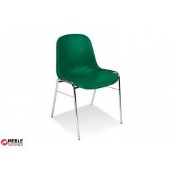 Krzesło Beta plastik zielony