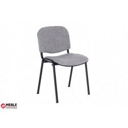 Krzesło Iso stelaż czarny