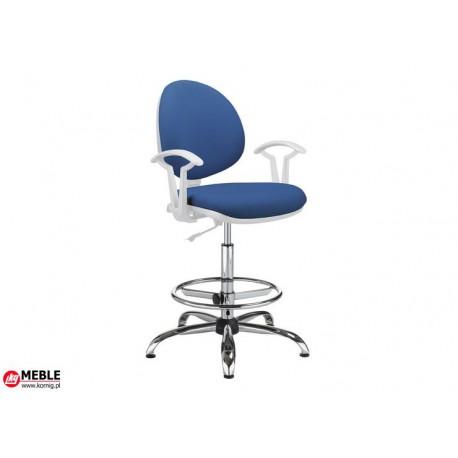 Krzesło Smart White GTP27