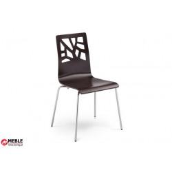 Krzesło Verbena brąz