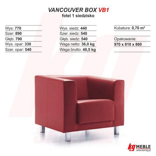 Vancouver Box VB1
