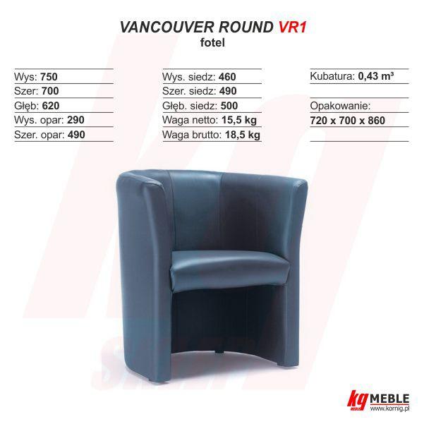 Vancouver round VR1