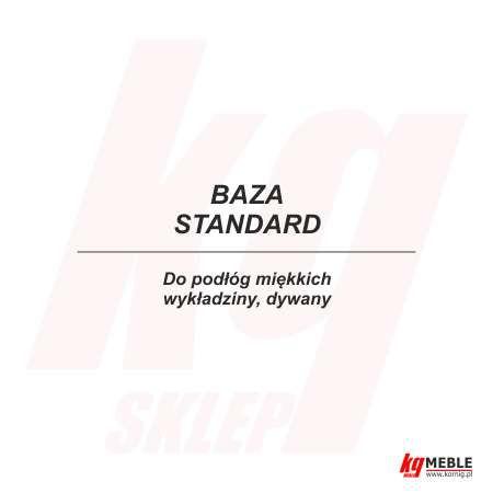 Baza standard (do podłóg miękkich))