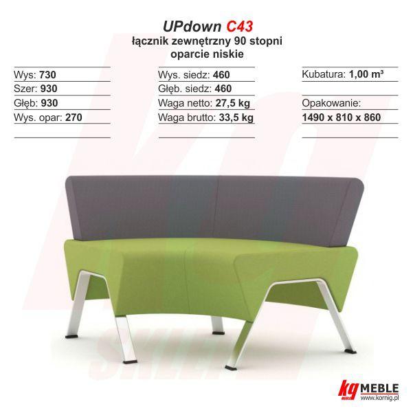 UPdown C43