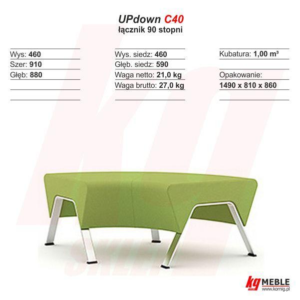 UPdown C40