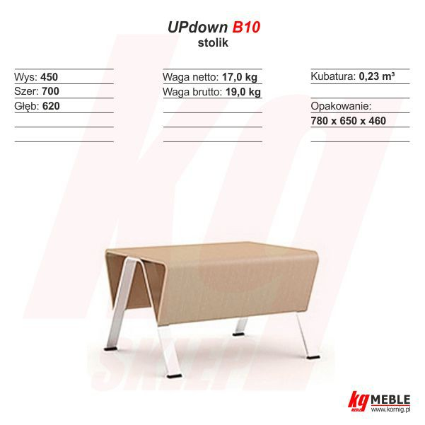 UPdown B10