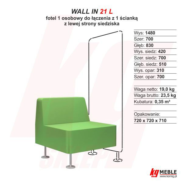 Wall In 21L