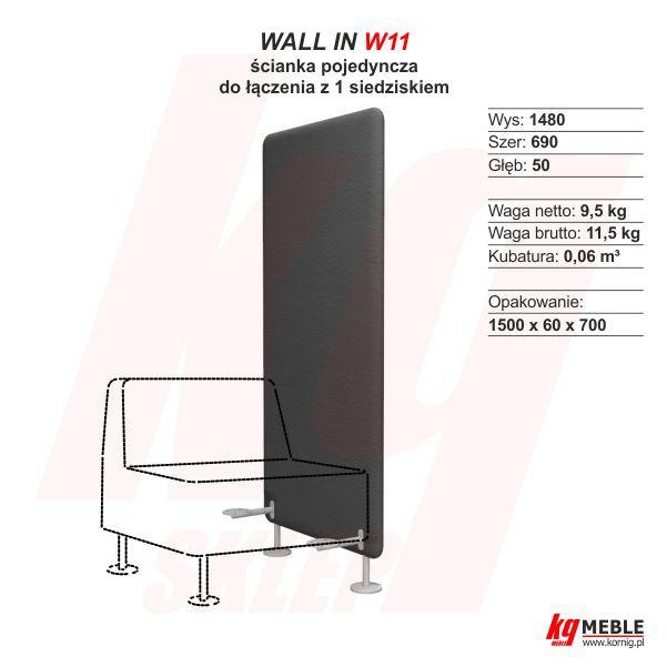 Wall In W11