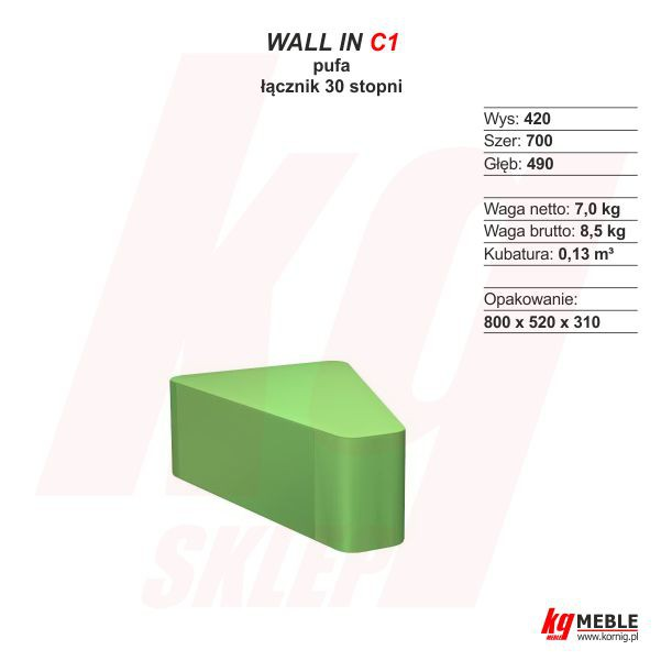 Wall In C1