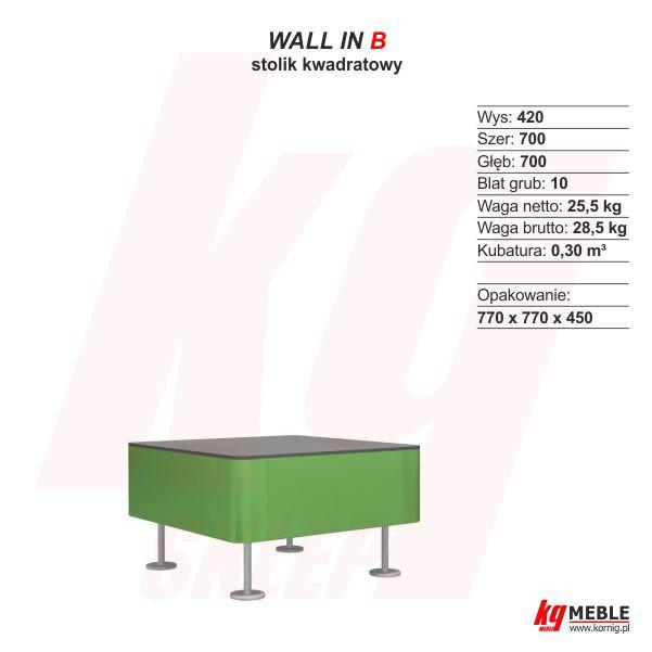 Wall In B