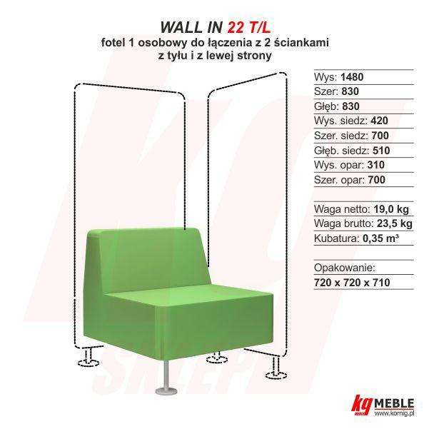 Wall in 22 TL