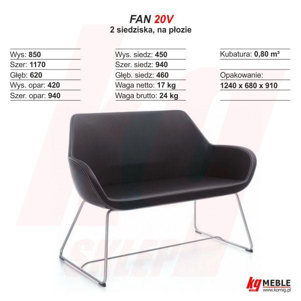Fan 20V