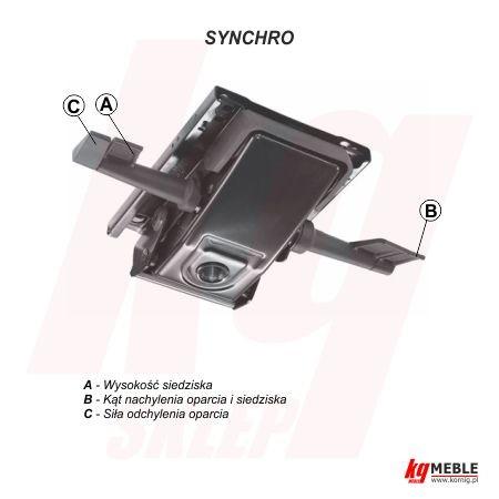 Mechanizm synchro