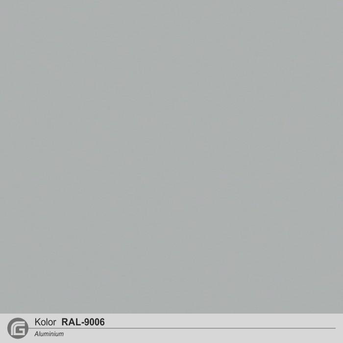 Metalik RAL 9006