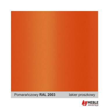 Pomarańcz RAL 2003