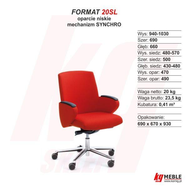 Format 20SL