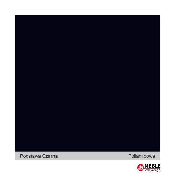 Czarna podstawa poliamidowa TS25