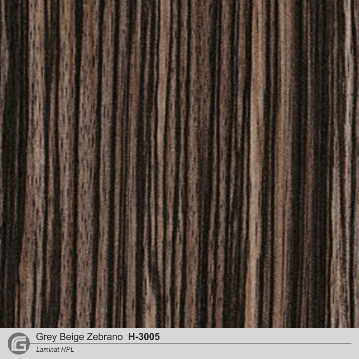 Laminat - H-3005 Grey Beige Zebrano