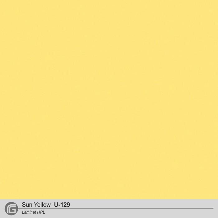 Laminat - U-129 Sun Yellow