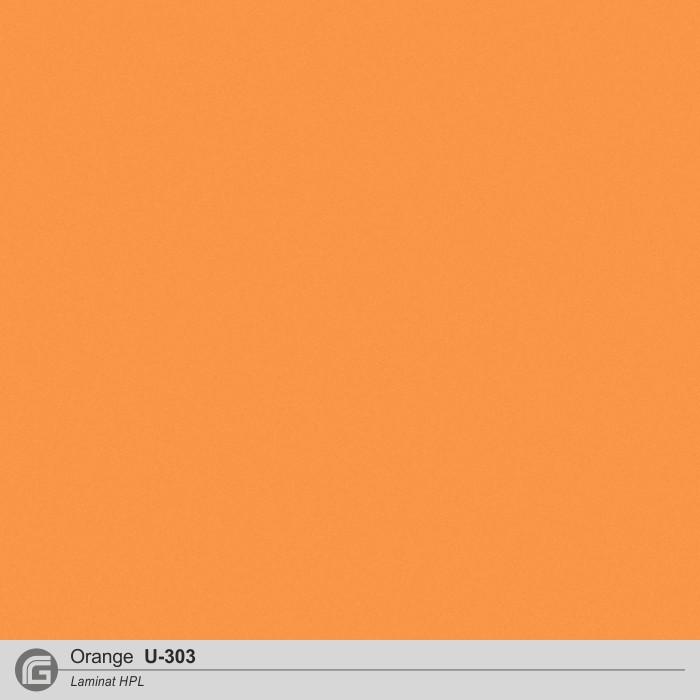 Laminat - U-303 Orange