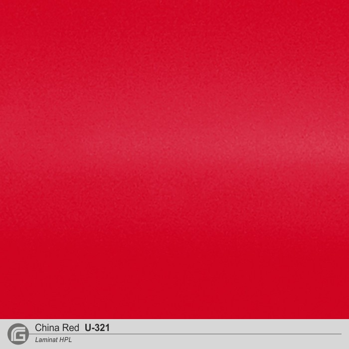 Laminat - U-321 China Red