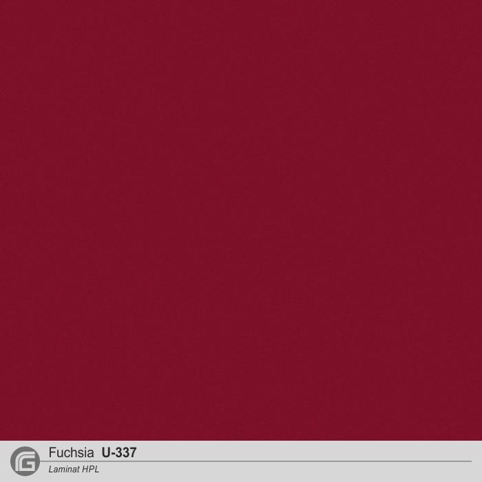 Laminat - U-337 Fuchsia