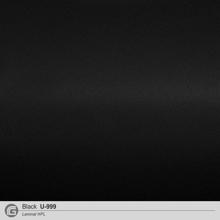 Laminat - U-999 Black