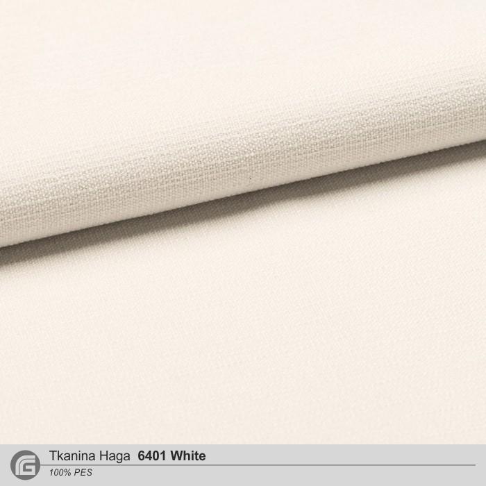 HAGA-6401 White