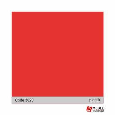 Czerwony 3020